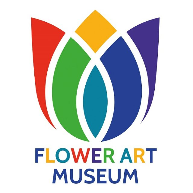 Logo Flower Art Museum